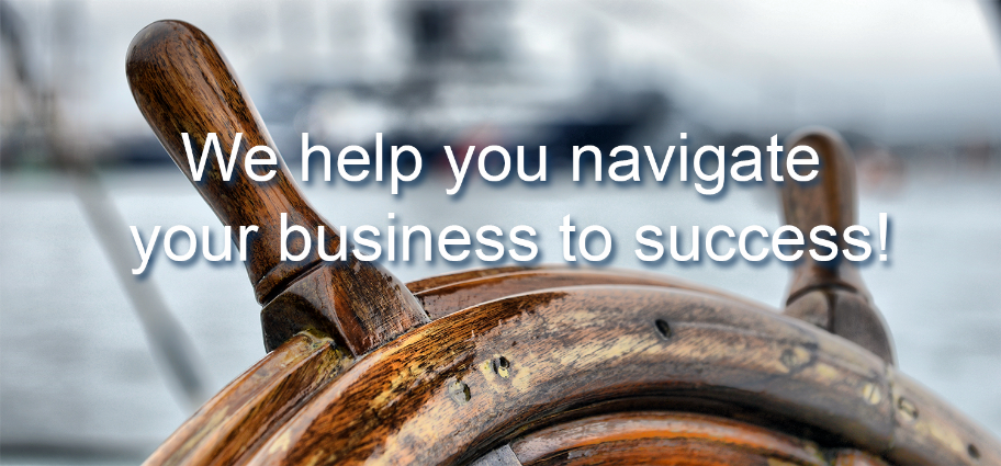 We help you navigate your business to success!
